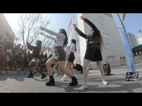 Psycho | 레드벨벳 - 댄스팀 아이즈(EYES) 홍대버스킹 chulwoo 직캠(Fancam)