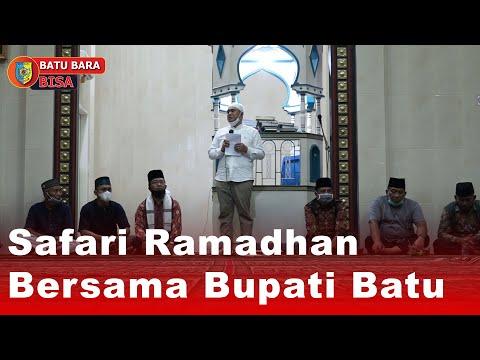 Safari Ramadhan Bersama Bupati Batu Bara