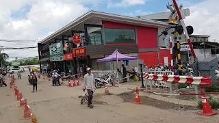 preview picture of video 'ชายแดนคลองลึกปอยเปต ด่านไทยกัมพูชา 2561'