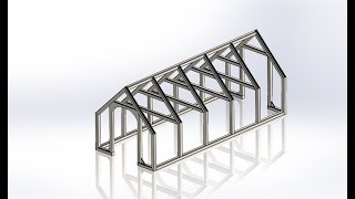Additional Weldment Profiles In SolidWorks 2018