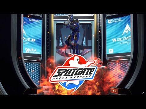 Splitgate: Arena Warfare - Date Announcement Trailer thumbnail