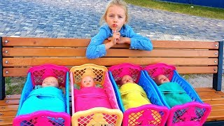 Are you sleeping brother John and more best kids video by Super Polina