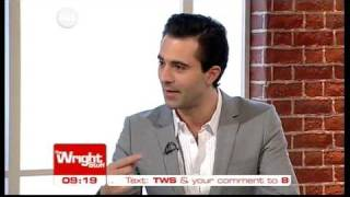 Darius Campbell interview (14.05.10) - TWStuff