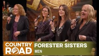 """The Forester Sisters sing """"Men"""" on Country's Family Reunion"""