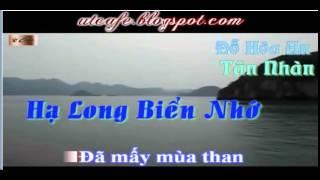 Hạ Long Biển Nhớ - Ha Thuong