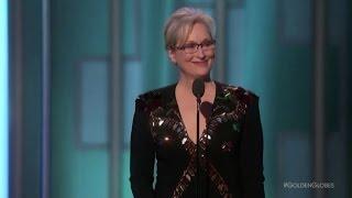 Meryl Streep attacca Trump: la violenza istiga alla violenza