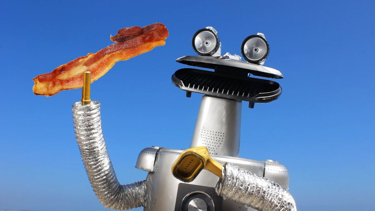 Bacon Will Not Fix All Your Problems, No Matter What The Robot Says