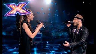 Star Duets On X-Factor Ukraine   Part 1