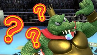5 WTF Questions About Super Smash