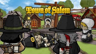 Town Of Salem - Homepage Theme