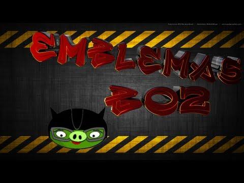Emblemas Black Ops 2/// Cat Woman Angry birds version
