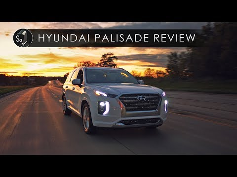 External Review Video wSTjcp3y0M8 for Hyundai Palisade Crossover (OL)