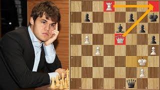 Star of The Show | Carlsen vs Gelfand | Candidates Tournament 2013. | Round 10