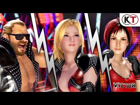 DEAD OR ALIVE 6 - Three Rumble Ready Fighters thumbnail