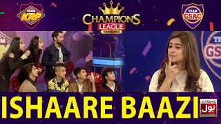 Ishaare Baazi | Champions League Season 2 | Game Show Aisay Chalay Ga vs Khush Raho Pakistan