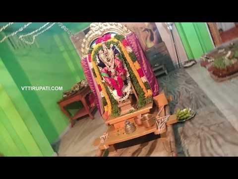 Vattavilai Then Tirupati Perumal Unjal Seva 2019