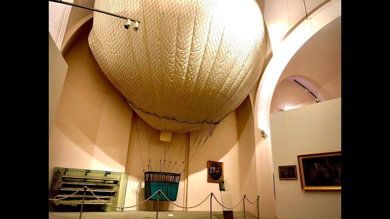 Französischer Kriegsballon L'Intrépide (der Furchtlose)