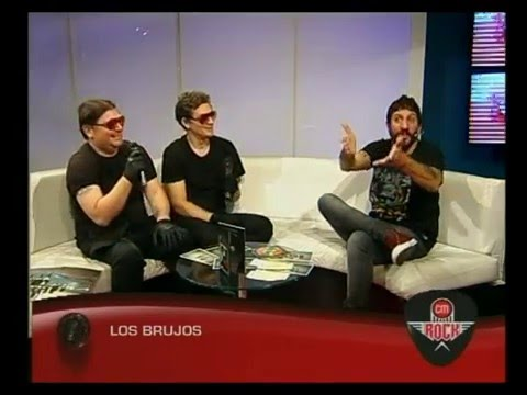 Los Brujos video Entrevista CM - CM Rock 2016