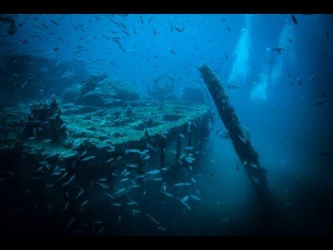 Baron Gautsch - Titanic der Adria, Wrack der Baron Gautsch,Kroatien