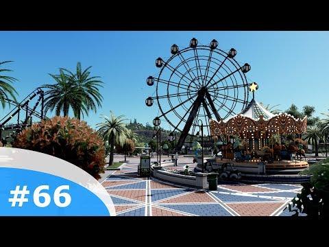 Cities Skylines - Littletown: 66 - They getting an amusement park