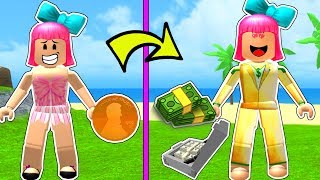 Roblox: BECOMING THE RICHEST PLAYER IN ROBLOX!!!