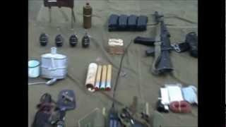 Смотреть онлайн Учебный ролик подготовки бригады спецназа ГРУ
