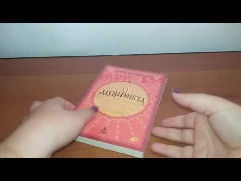 Review - Livro O Alquimista Ed. Especial