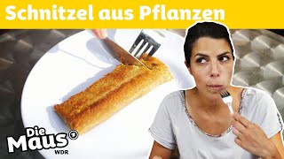 Lupinen-Schnitzel   DieMaus   WDR