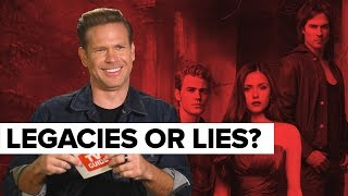 Download Video Legacies Cast Plays The Vampire Diaries Trivia Game MP3 3GP MP4
