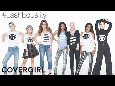 Covergirl Commercial for CoverGirl So Lashy! Mascara (2016 - 2017) (Television Commercial)