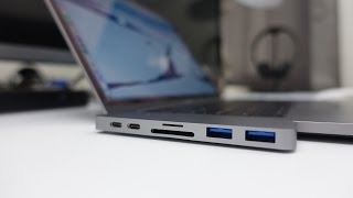Hands-on: HyperDrive Thunderbolt 3 USB-C Hub for MacBook Pro