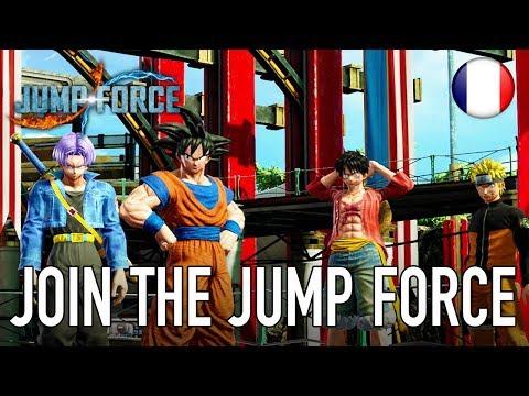 Story Mode trailer Français de Jump Force