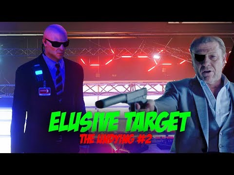 Beany Boy's Back! - Hitman 2 Elusive Target (The Undying/Sean Bean) #2