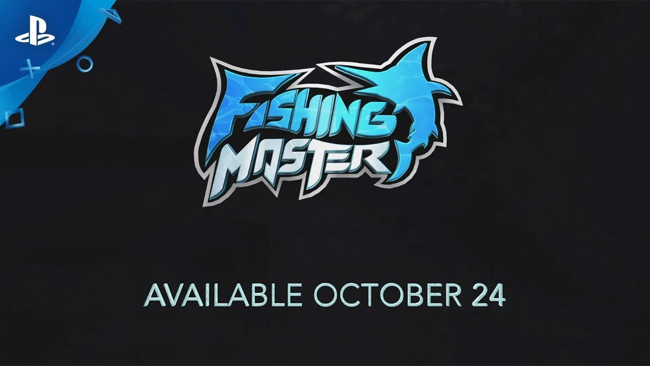 Fishing Master Comes to PS VR October 24, Free Demo Out Today