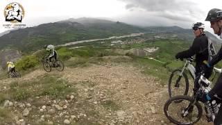 preview picture of video '19-04-14 pietracuta ... easy bikers riccione'