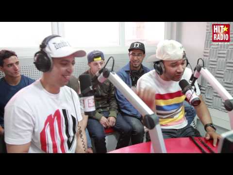 NUMBER ONE PART II DE MASTA FLOW - LOTFI DK EN LIVE DANS LE MORNING DE MOMO SUR HIT RADIO - 08/05/14