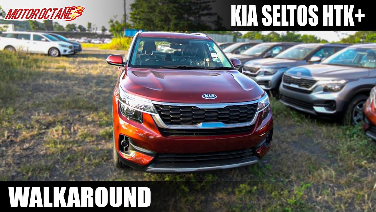 Motoroctane Youtube Video - Kia Seltos HTK Plus 2020 - Value for money?