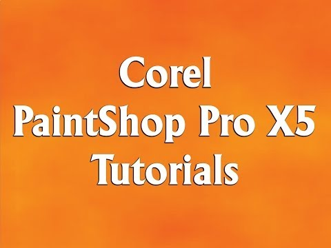 How to Install PaintShop Pro X5