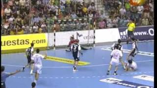preview picture of video 'LA GESTA del Balonmano Ciudad Real Final Copa Europa 2008 - 2009'
