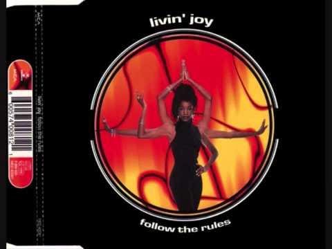 LIVIN JOY - FOLLOW THE RULES (Winter 1996-97)
