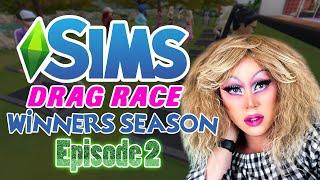 It's My Party   Sims Drag Race Winners Season Episode 2