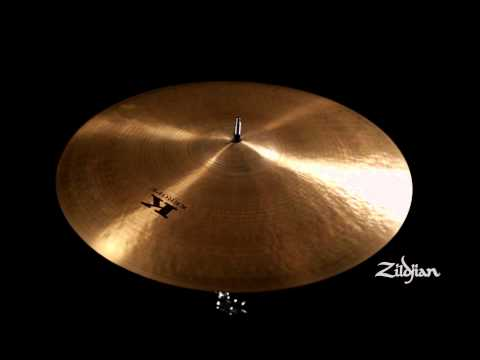 "ZILDJIAN 20"" Kerope Medium Ride Činel ride"