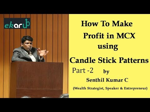 , title : 'Earn Profit in MCX using Candle Stick Patterns Part-2|| 100 % successful Working Strategy in MCX