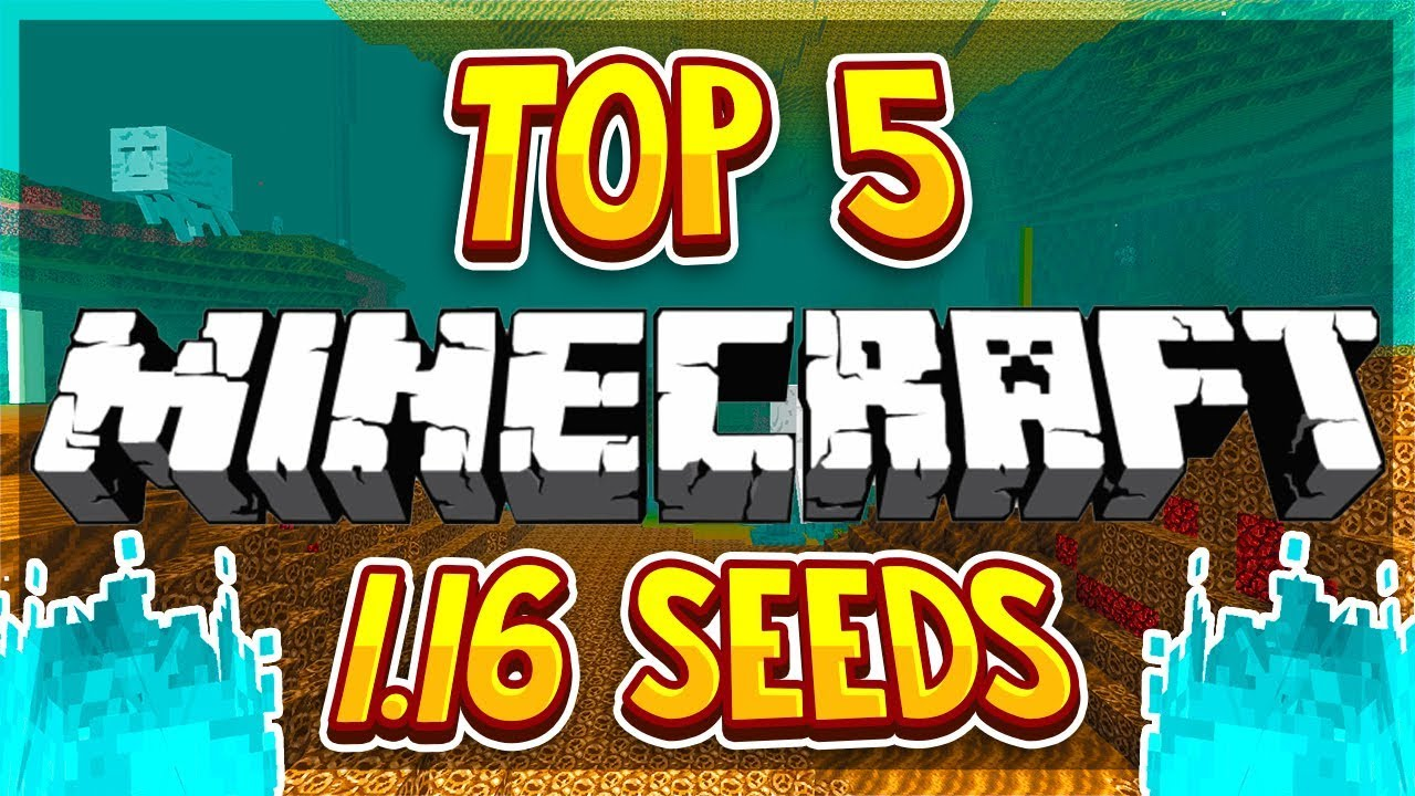 Top 5 Minecraft 1.16 20w16a SEEDS! (Minecraft Java Edition Seeds) MINECRAFT SEED -1290911251139745576