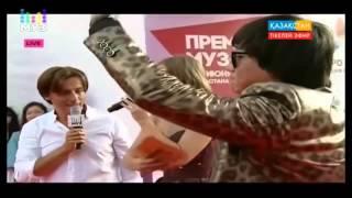 Кайрат Нуртас  -  МУЗ ТВ Гравитация 2015