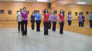 Heartbreak Express - Line Dance (Dance & Teach in English & 中文)