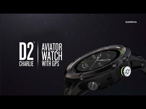 Smartwatch D2™ Charlie Titanium 010-01733-33
