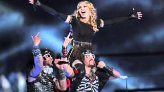Madonna ft. Nicki Minaj and LMFAO - Give Me All Your Luvin' (Party Rock Remix) (Official Video)