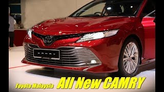 All New Toyota Camry 2019 Malaysia Bumper Grand Veloz ฟร ว ด โอออนไลน ท ออนไลน