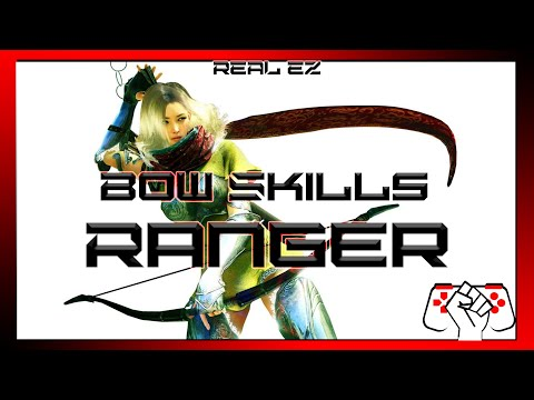 Black Desert Ranger Build and Addons /// Lets Dish It Out